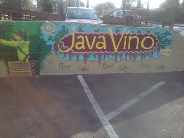 Java Vino Coffee House Atlanta-GA