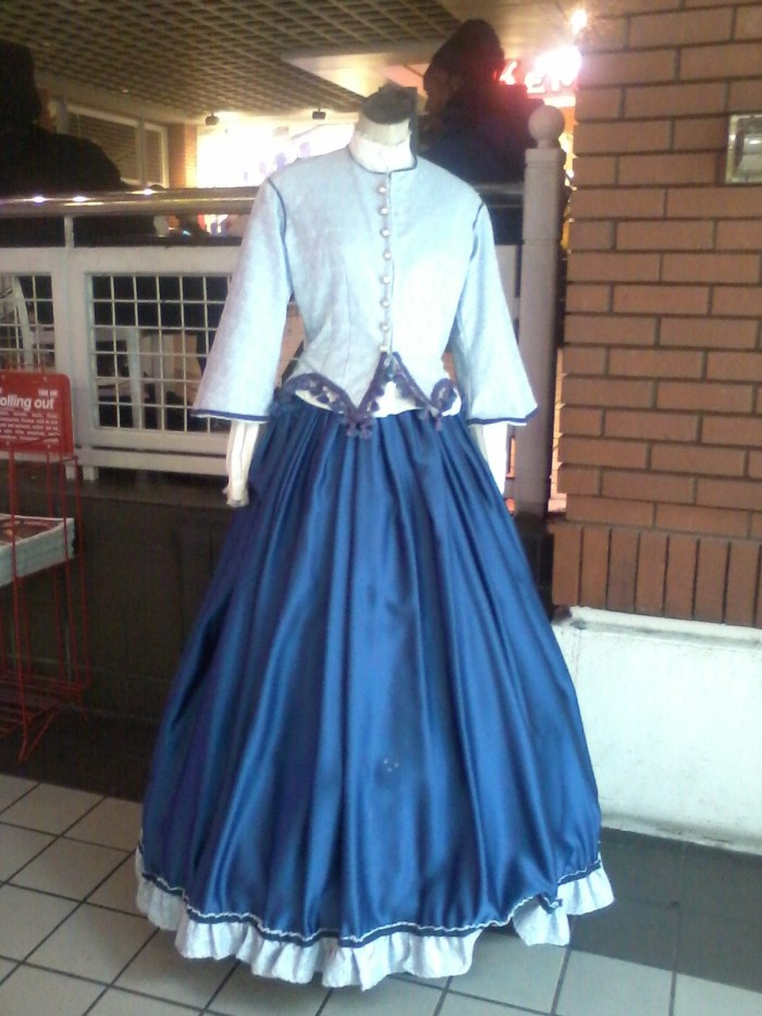 Civil War Period Dress