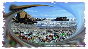 sea glass beach 2